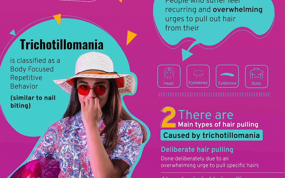 Trichotillomania Infographic